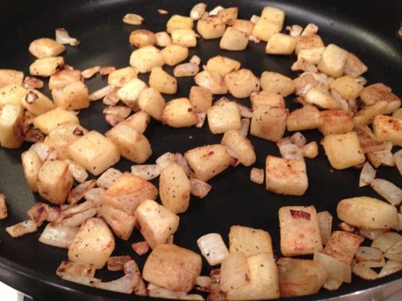 Grandpa's Breakfast Potatoes