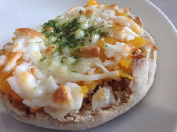 Butternut Squash & Pesto Dairy-Free Pizza